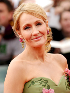 Image result for J. K. Rowling