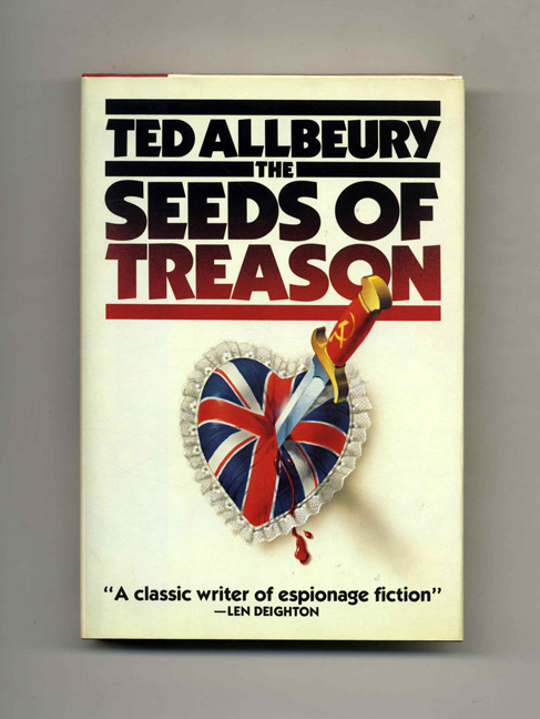 Seeds Of Treason. Ted Allbeury.