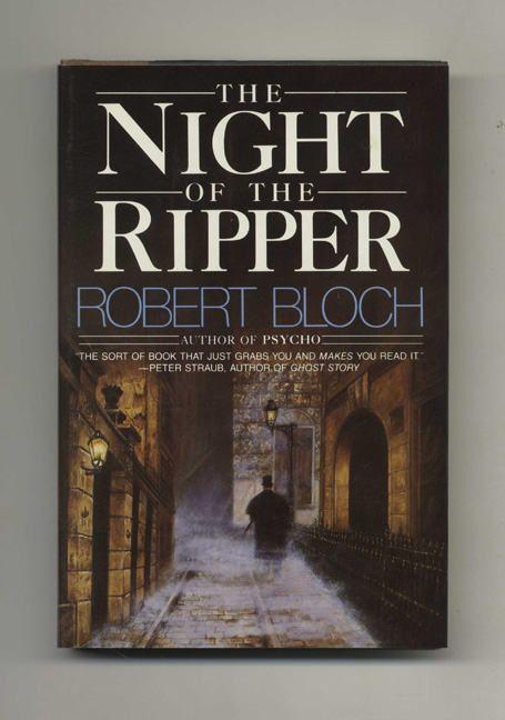 The Night Of The Ripper - 1st Edition/1st Printing. Robert Bloch.
