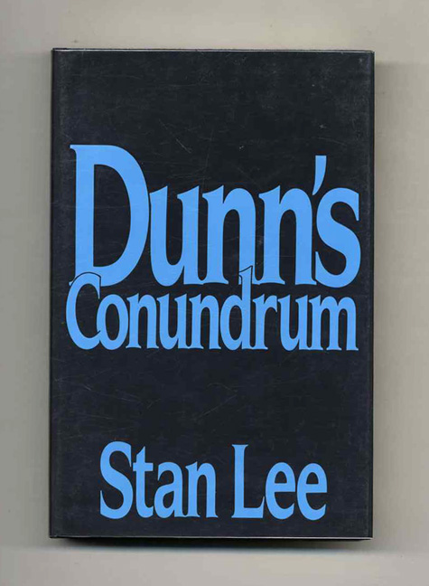 Dunn's Conundrum - 1st Edition/1st Printing. Stan Lee.