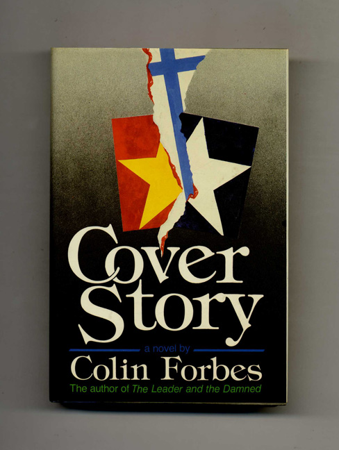 Cover Story - 1st Edition/1st Printing. Colin Forbes.