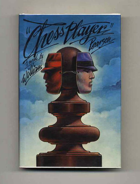 """""""Chessplayer"""" - 1st Edition/1st Printing. William Pearson."""