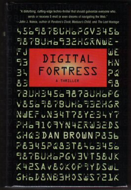 Digital Fortress - 1st Edition/1st Printing. Dan Brown.
