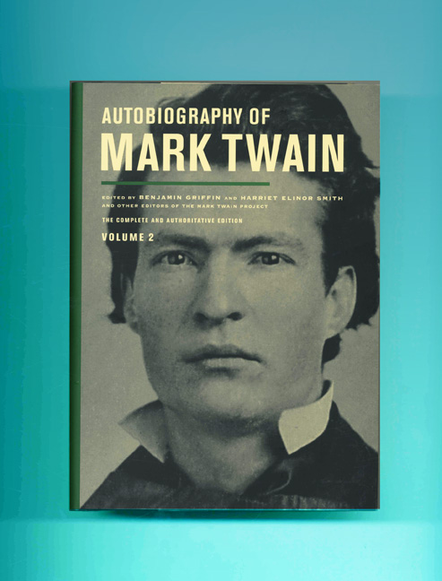 Autobiography Of Mark Twain, Volumes 1 And 2 - 1st Edition/1st Printing. Mark Twain, Samuel Langhorne Clemens.