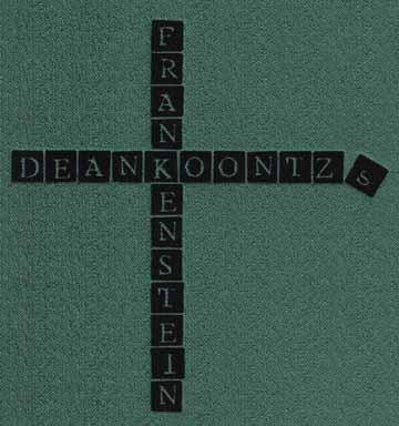 Frankenstein - The Original Screenplay - Signed/Lettered Edition. Dean Koontz.