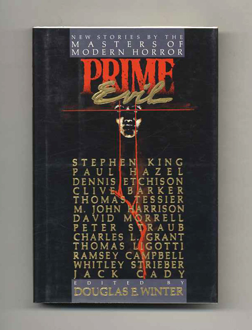 Prime Evil. New Stories By The Masters Of Modern Horror - 1st Edition/1st Printing. Douglas E. Winter.