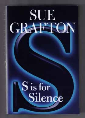 S Is For Silence - 1st Edition/1st Printing. Sue Grafton.