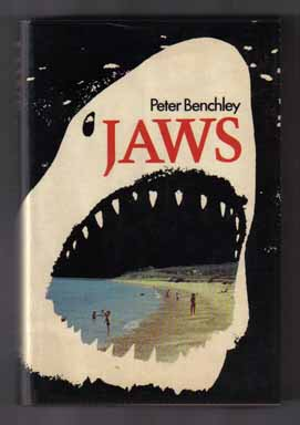 Jaws - 1st UK Edition/1st Impression. Peter Benchley.