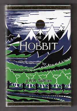 The Hobbit. J. R. R. Tolkien.
