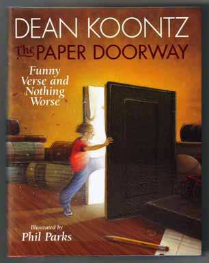 The Paper Doorway - 1st Edition/1st Printing. Dean Koontz.