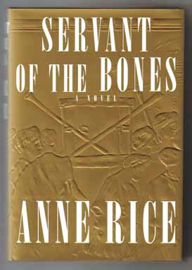 Servant of the Bones - 1st Edition/1st Printing