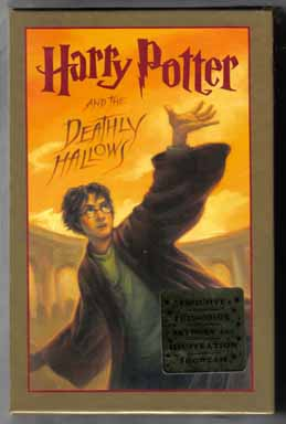 Harry Potter And The Deathly Hallows - US Deluxe Edition. J. K. Rowling.