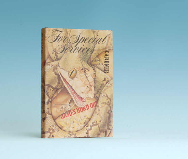 For Special Services - 1st Edition/1st Printing. John Gardner.