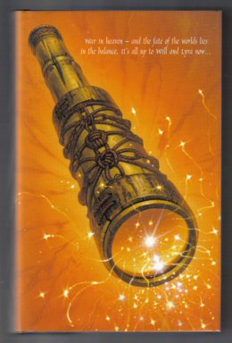 The Amber Spyglass - 1st Edition/1st Printing. Philip Pullman.