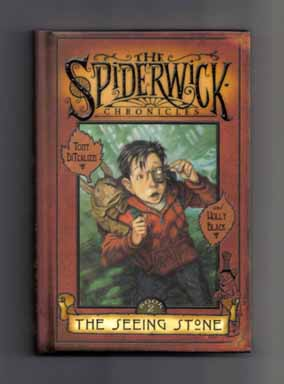 The Seeing Stone - 1st Edition/1st Printing. Tony DiTerlizzi, Holly Black.
