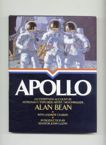 Apollo: an Eyewitness Account - 1st Edition/1st Printing. Alan Bean.