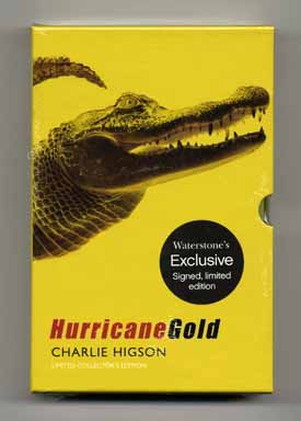 Hurricane Gold - Slipcased Edition. Charlie Higson.