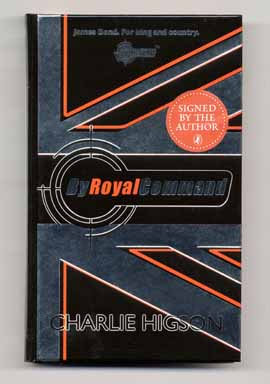 By Royal Command - Limited/Signed Edition. Charlie Higson.