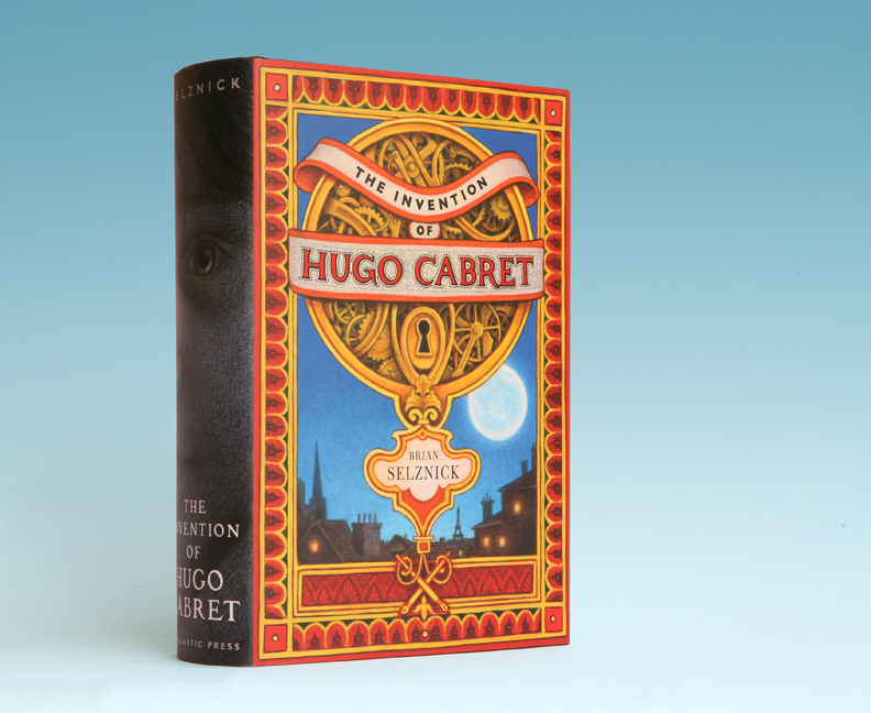 The Invention Of Hugo Cabret - 1st Edition/1st Printing. Brian Selznick.