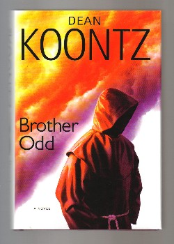 Brother Odd - 1st Edition/1st Printing. Dean Koontz.