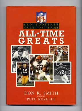 "All-Time Greats - 1st US Edition/1st Printing. Don R. Smith, ""OJ"", Ottis J. Anderson."
