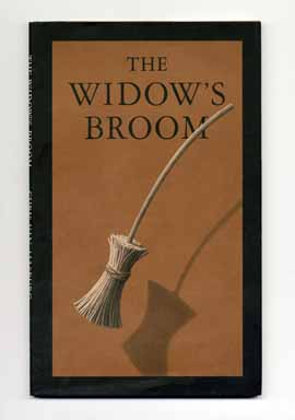 The Widow's Broom - 1st Edition/1st Printing. Chris Van Allsburg.