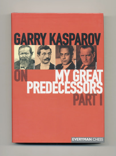 My Great Predecessors - Parts I-V, The Complete Set - 1st Edition/1st Printing. Garry Kasparov.