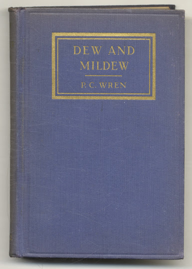 Dew And Mildew: A Loose-knit Tale Of Hindustan. Percival Christopher Wren.