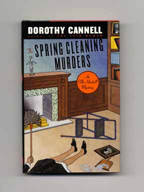 Spring Cleaning Murders - 1st Edition/1st Printing. Dorothy Cannell.