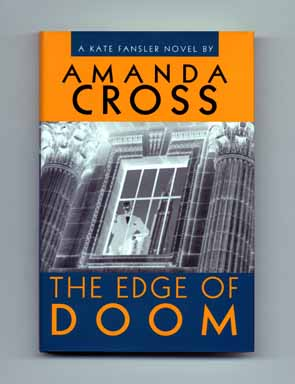 The Edge of Doom - 1st Edition/1st Printing. Amanda Cross.