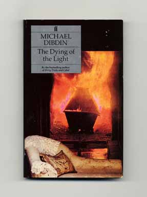 The Dying of the Light - 1st Edition/1st Printing. Michael Dibdin.