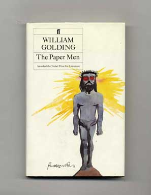 The Paper Men - 1st UK Edition/1st Printing. William Golding.