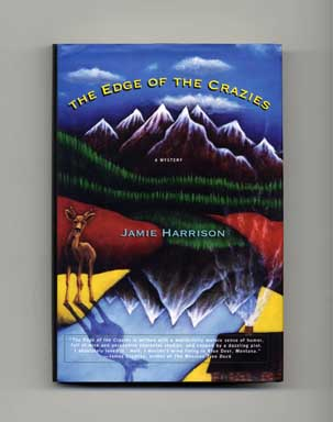 The Edge of the Crazies - 1st Edition/1st Printing. Jamie Harrison.