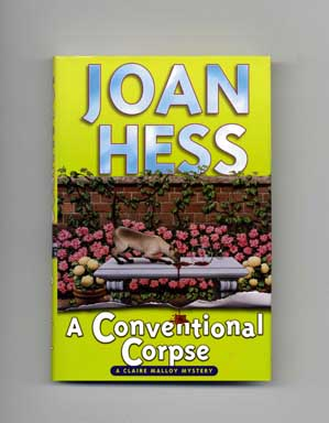 A Conventional Corpse - 1st Edition/1st Printing. Joan Hess.