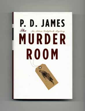Murder Room - 1st US Edition/1st Printing. P. D. James.