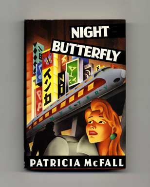 Night Butterfly - 1st Edition/1st Printing. Patricia McFall.