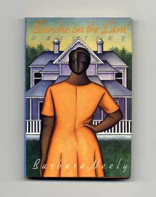 Blanche on the Lam - 1st Edition/1st Printing. Barbara Neely.