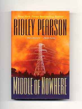 Middle of Nowhere - 1st Edition/1st Printing. Ridley Pearson.