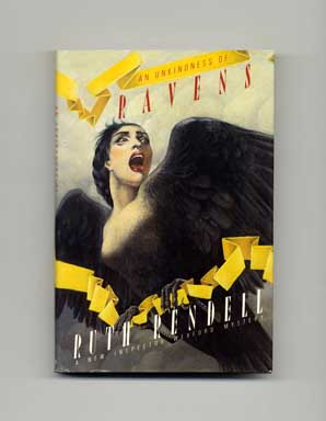 An Unkindness of Ravens - 1st US Edition/1st Printing. Ruth Rendell.
