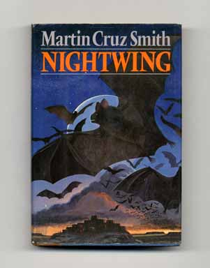 Nightwing - 1st Edition/1st Printing. Martin Cruz Smith.