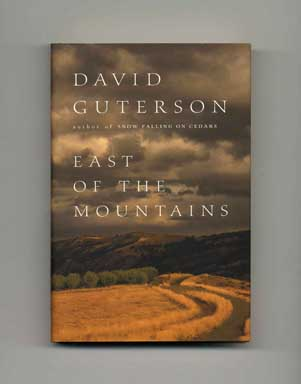 East of the Mountains - 1st Edition/1st Printing. David Guterson.
