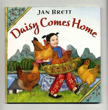 Daisy Comes Home - 1st Edition/1st Printing. Jan Brett.