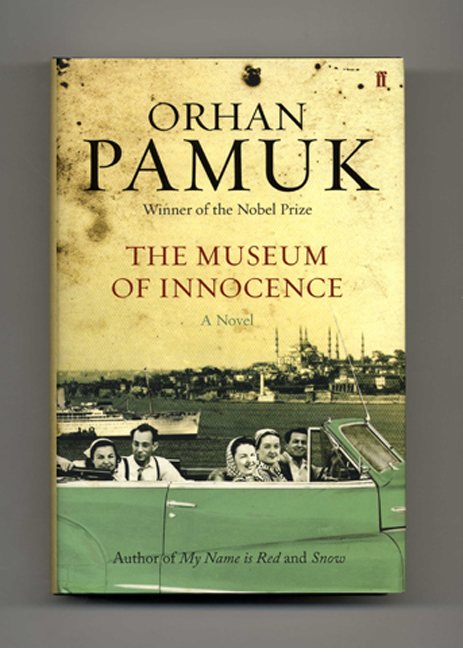 The Museum Of Innocence - 1st UK Edition/1st Printing. Orhan Pamuk.