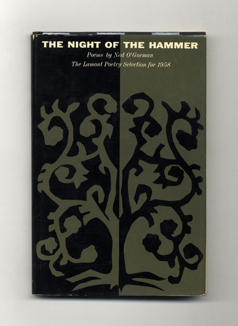 The Night Of The Hammer - 1st Edition/1st Printing. Ned O'Gorman.