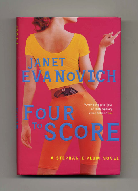 Four to Score - 1st UK Edition/1st Printing. Janet Evanovich.