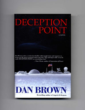 Deception Point - 1st Edition/1st Printing. Dan Brown.