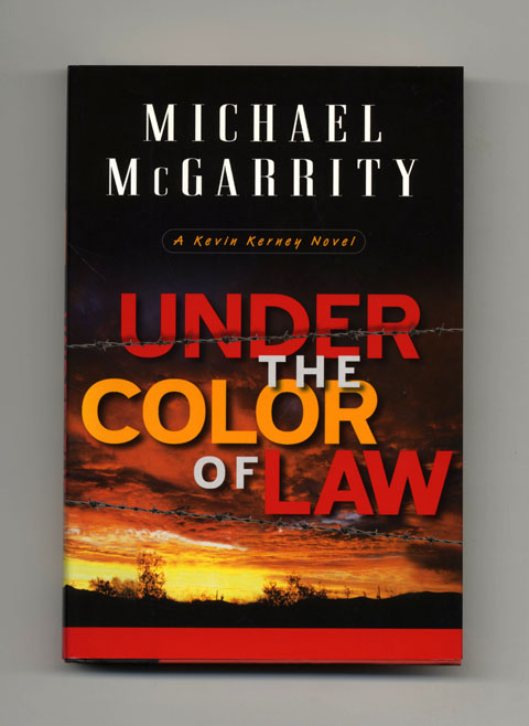 Under The Color Of Law 1st Edition 1st Printing Michael