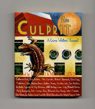 2nd Culprit: An Annual of Crime Stories - 1st Edition/1st Printing. Liza Cody, Michael A. Lewin.