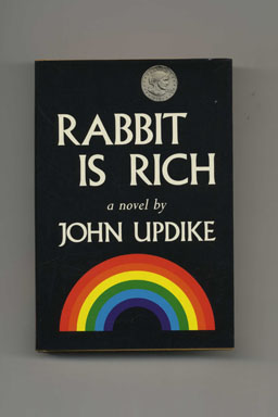 Rabbit is Rich - 1st Edition/1st Printing
