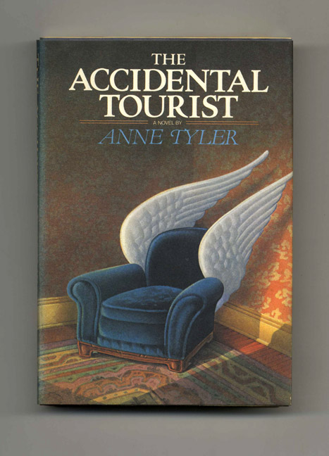 The Accidental Tourist - 1st Edition/1st Printing. Anne Tyler.